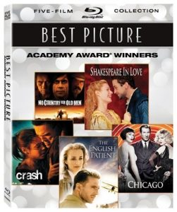 picture of Best Picture Academy Award Winners (5-Film Collection) [Blu-ray] Sale