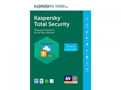 picture of Free Kaspersky Internet Security 2017 - 3 PCs