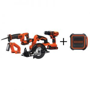 picture of Up to 40% off Black + Decker Power Tool Combo Kits