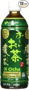 picture of Ito En Tea Oi Ocha Unsweetened Green Tea 12 pack Sale