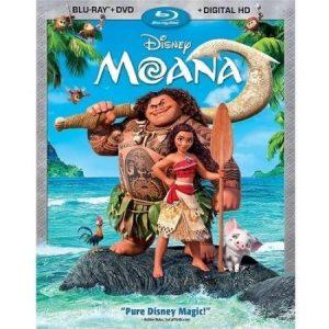 picture of Moana (Blu-ray + DVD + Digital HD) (Widescreen) Sale