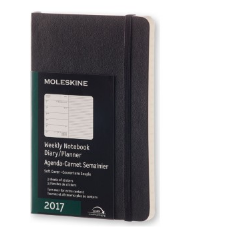 picture of Moleskine 2017 Weekly Pocket Planner Sale