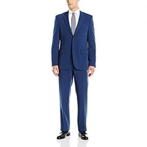 picture of Nautica Men's Two-Button Solid Suit Sale