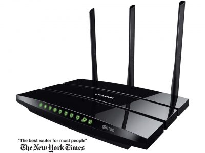 picture of Expiring Today: TP-LINK Archer A5 Wireless AC1200 Dual Band Router Sale