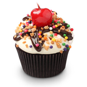 picture of Walmart Free Cupcake