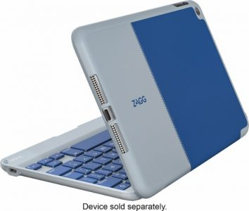 picture of ZaggFolio Keyboard Case for iPad Sale