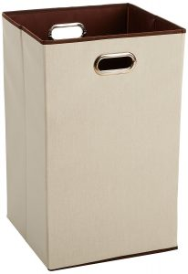 picture of AmazonBasics Foldable Laundry Hamper Sale