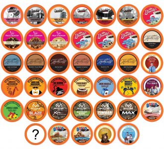picture of Two Rivers Mega Coffee K-Cup 40 Count