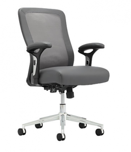 picture of Realspace Cassia Mesh Mid-Back Chair Sale