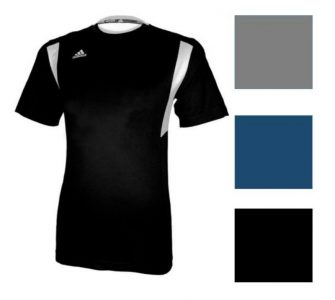 picture of adidas Men's ClimaLite Utility Short Sleeve Shirt Sale