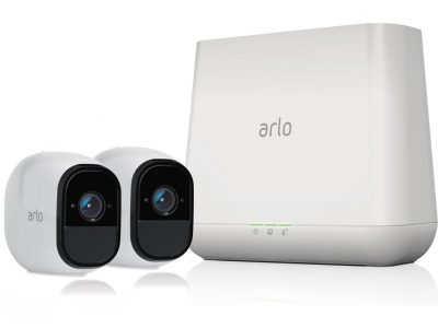 picture of Arlo Pro Refurb Security System 2 Camera with Siren Sale