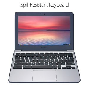 picture of Asus 11.6 C202 Ruggedized Chromebook Laptop Sale
