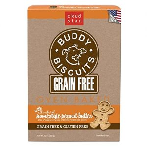 picture of Cloud Star Grain Free Oven Baked Dog Biscuits 14oz, 12pk