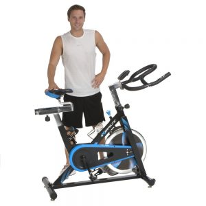 picture of Exerpeutic LX7 Indoor Cycle Trainer