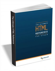 picture of Free eBook: The Ultimate HTML Reference