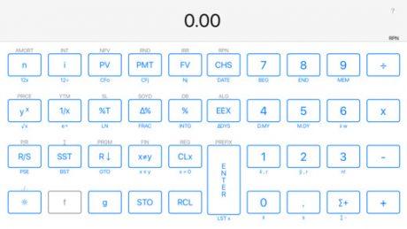 picture of Free Financial Calculator Premium iOS App