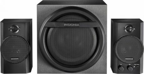 picture of Insignia 2.1 Bluetooth Speaker System (3-Piece) Sale