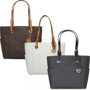 picture of Michael Kors Jet Set Travel Tote Handbag Sale