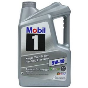 picture of Mobil 1 5W-30 Synthetic Motor Oil 5 Quart Sale