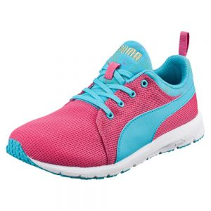 picture of PUMA Carson Runner Marble JR Running Shoes