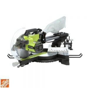 picture of Ryobi 15-Amp 10 in. Sliding Miter Saw with Laser Sale