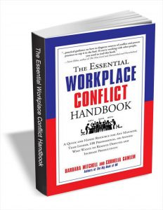 picture of Free The Essential Workplace Conflict Handbook Ebook