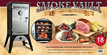 picture of Camp Chef Smoker 18-Inch Smoke Vault Large
