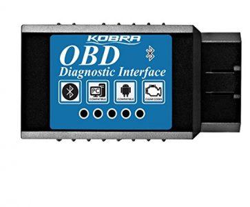picture of Kobra OBD2 Car Scanner Diagnostic Tool Sale