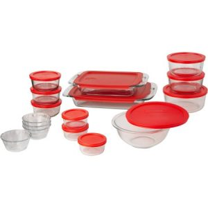 picture of Pyrex Easy Grab 28-pc Bake and Store Set Sale