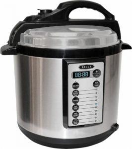 picture of Bella - 6-Quart Pressure Cooker Sale