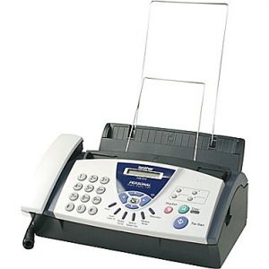 picture of Brother Personal Plain-Paper Fax Machine Sale