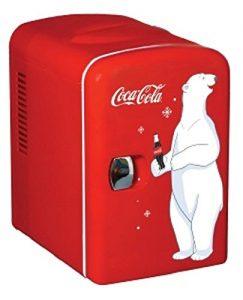 picture of Coca-Cola 6 Can Mini Fridge Sale