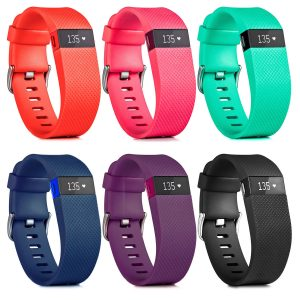 picture of Fitbit Charge HR Wireless Activity and Sleep Wristband Sale