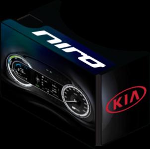 picture of Free Kia Niro Google Cardboard VR Viewer