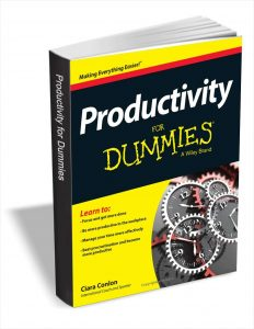 picture of Free Productivity For Dummies eBook