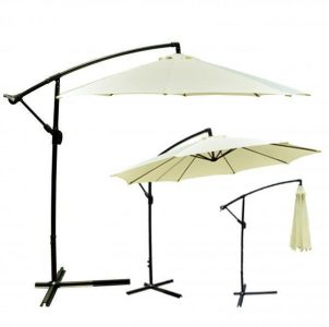 picture of Hanging 10ft Patio Umbrella Sale