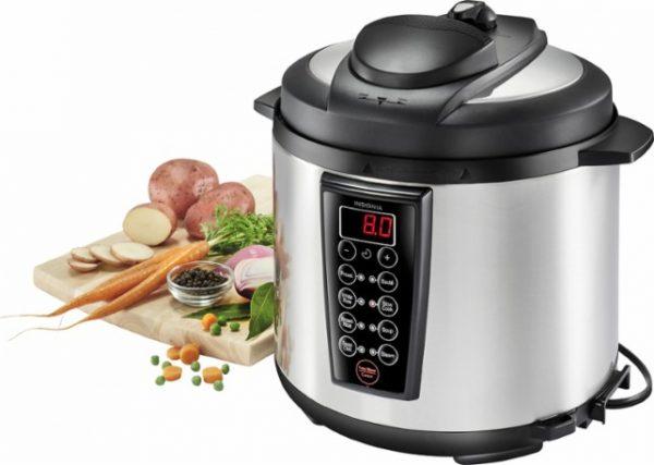 Insignia Multi-function 6-Quart Pressure Cooker Sale $27.99