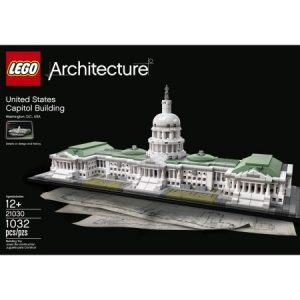 picture of LEGO Architecture US Capital Building Sale