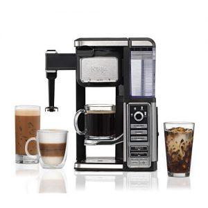 picture of Ninja Coffee Bar Single-Serve Coffee Bar System Sale