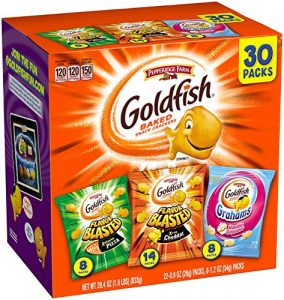 picture of Pepperidge Farm Goldfish Variety Pack, 30pack Sale
