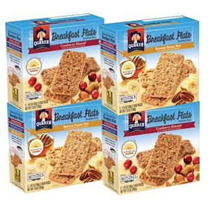picture of Quaker Breakfast Flats, Variety Pack, 5 count, 4pk