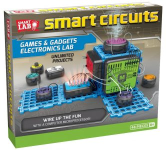 picture of SmartLab Toys Smart Circuits Games & Gadgets Electronics Lab Sale
