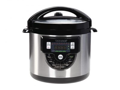 picture of Tayama 6Qt 5in1 Multi-Cooker and Pressure Cooker Sale