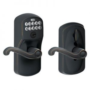 picture of Up to 40% off select Smart Door Locks and Hardware