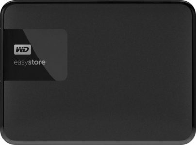 picture of WD easystore 4TB External USB 3.0 Portable Hard Drive Sale plus Free 32GB USB