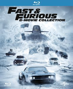 picture of Fast & Furious: The Ultimate Ride Collection Sale
