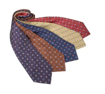 picture of Jos A Bank 3 Ties for $25