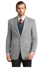 picture of Classic Collection Traditional Fit Solid Sportcoat CLEARANCE