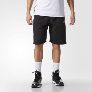 picture of adidas Slim 3-Stripes Shorts Men's Black Sale
