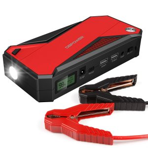 picture of DBPOWER 600A 18000mAh Portable Jump Starter Sale